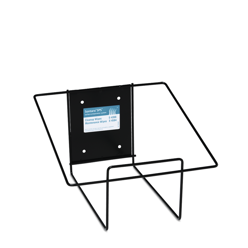 Metal Rack That Holds Roll Product Of E 4366 Or 4584